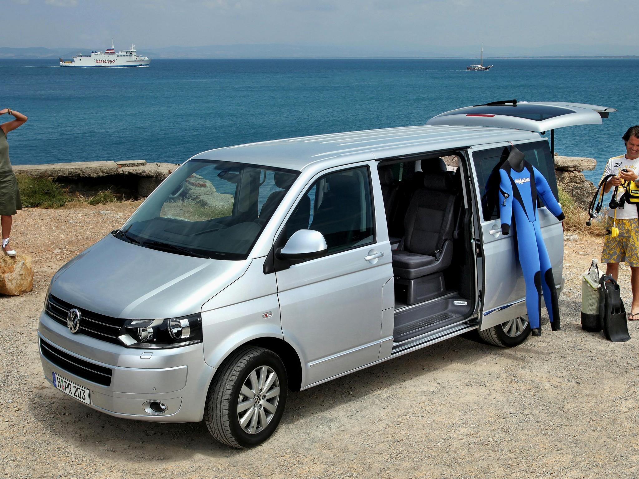 Volkswagen caravelle фото 3